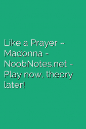 Like a Prayer – Madonna