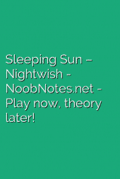 Sleeping Sun – Nightwish