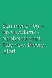 Summer of '69 – Bryan Adams