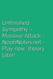 Unfinished Sympathy – Massive Attack