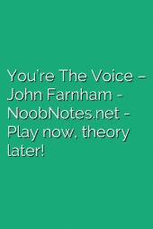 You're The Voice – John Farnham