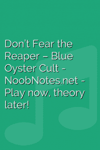 Don't Fear the Reaper – Blue Oyster Cult
