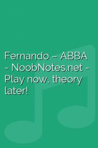 Fernando – ABBA
