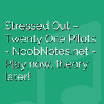 Stressed Out – Twenty One Pilots