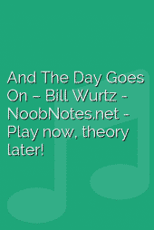 And The Day Goes On – Bill Wurtz
