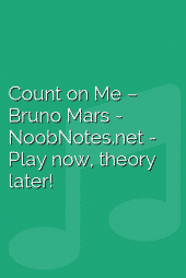 Count on Me – Bruno Mars