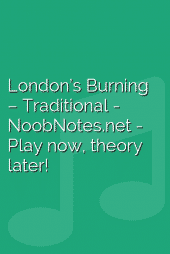 London's Burning – Traditional