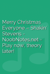 Merry Christmas Everyone – Shakin' Stevens