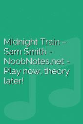 Midnight Train – Sam Smith