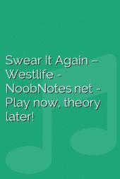 Swear It Again – Westlife