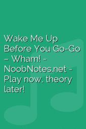 How Far I'll Go – Moana (Disney) letter notes for beginners