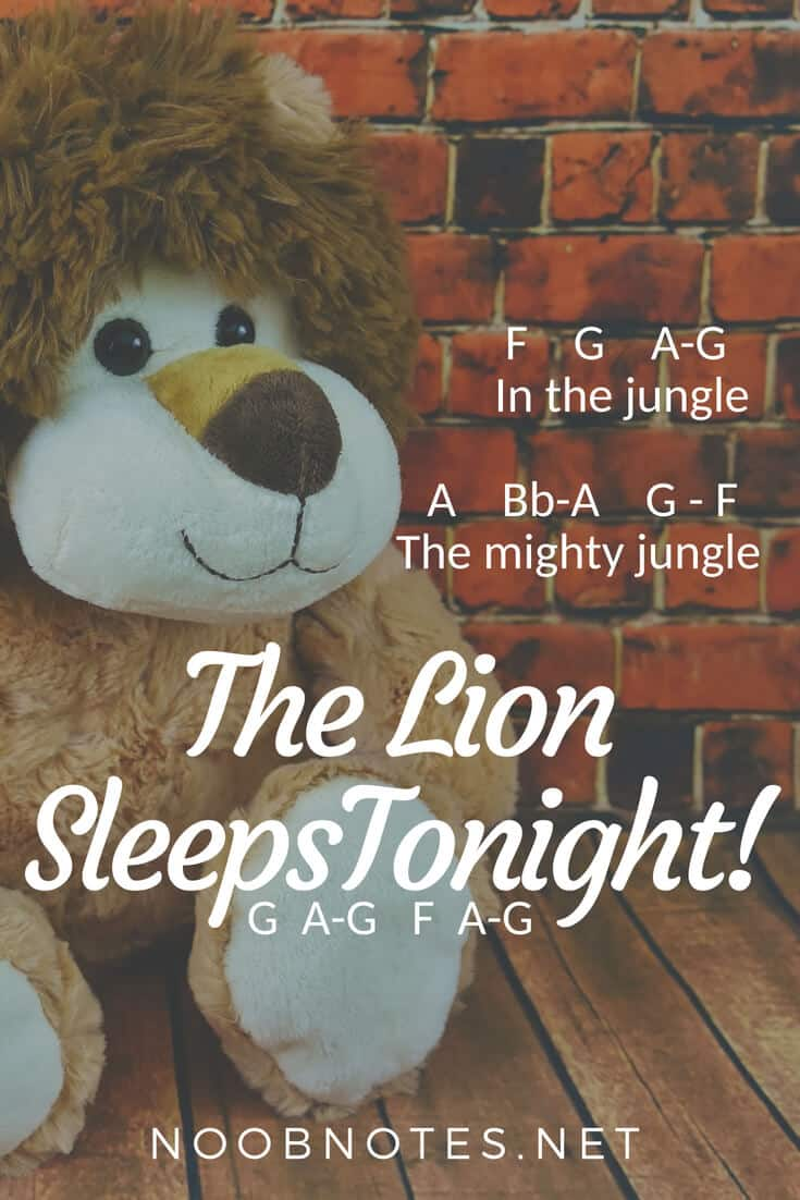 The Lion Sleeps Tonight The Tokens The Lion King Disney Letter