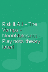 Risk It All – The Vamps