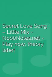 Secret Love Song – Little Mix