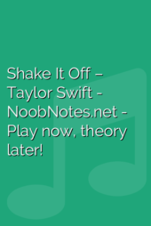 Shake It Off – Taylor Swift
