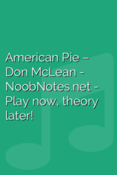 American Pie – Don McLean