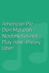 American Pie – Don McLean