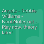 Angels – Robbie Williams
