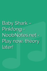 Baby Shark – Pinkfong
