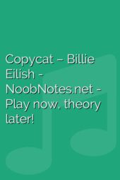Copycat – Billie Eilish