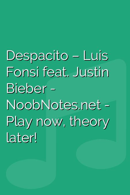 Despacito – Luis Fonsi feat. Justin Bieber
