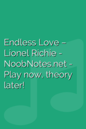 Endless Love – Lionel Richie