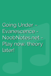 Going Under – Evanescence