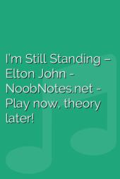 I'm Still Standing – Elton John