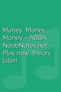 Money, Money, Money – ABBA