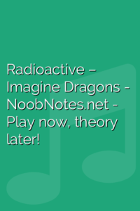 Radioactive – Imagine Dragons