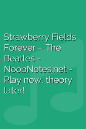 Strawberry Fields Forever – The Beatles