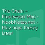 The Chain – Fleetwood Mac