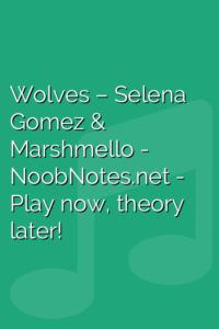 Wolves – Selena Gomez & Marshmello