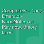 Completely – Caro Emerald