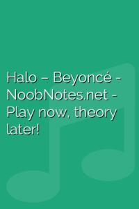 Halo – Beyoncé