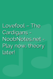 Lovefool – The Cardigans