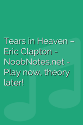 Tears in Heaven – Eric Clapton