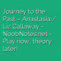 Journey to the Past - Anastasia / Liz Callaway