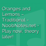 Oranges and Lemons - Traditional