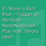 If I Were a Rich Man - Fiddler on the Roof