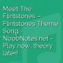 Meet The Flintstones - Flintstones Theme Song