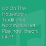 Up On The Housetop - Traditional