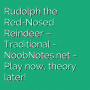 Rudolph the Red-Nosed Reindeer - Traditional